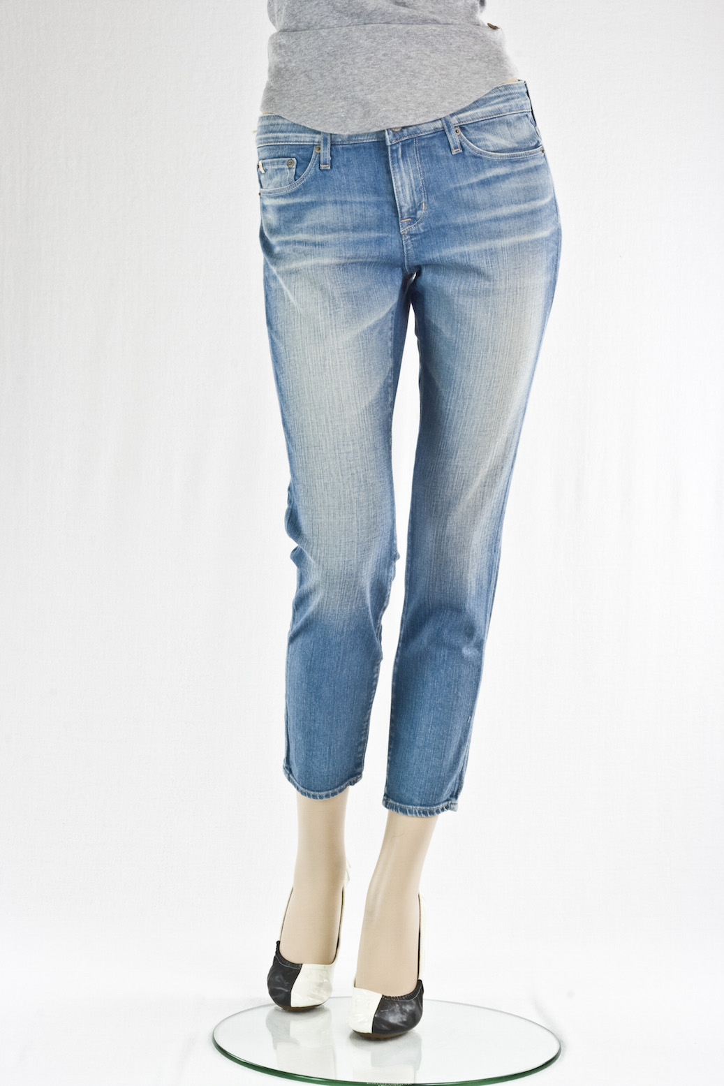 "Женские джинсы Big Star ""Скини"" Alex mid rise skinny light интернет-магазин Fashion Jeans"