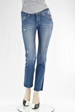 """Скини"" Brigette low rise slim straight"