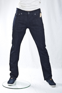 Geno relaxed slim black