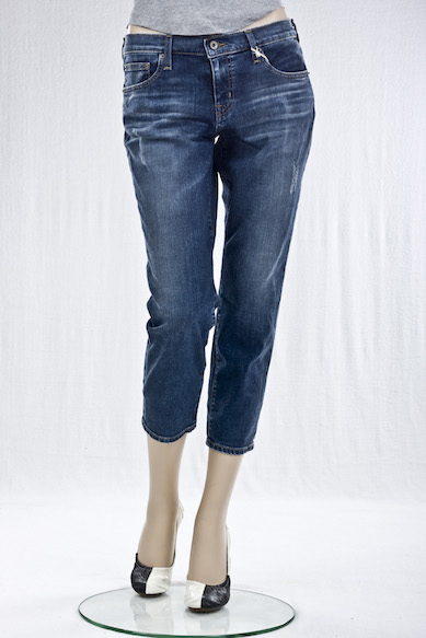 Женские джинсы Big Star Alex Crop Mid Rise Skinny NWT интернет-магазин Fashion Jeans