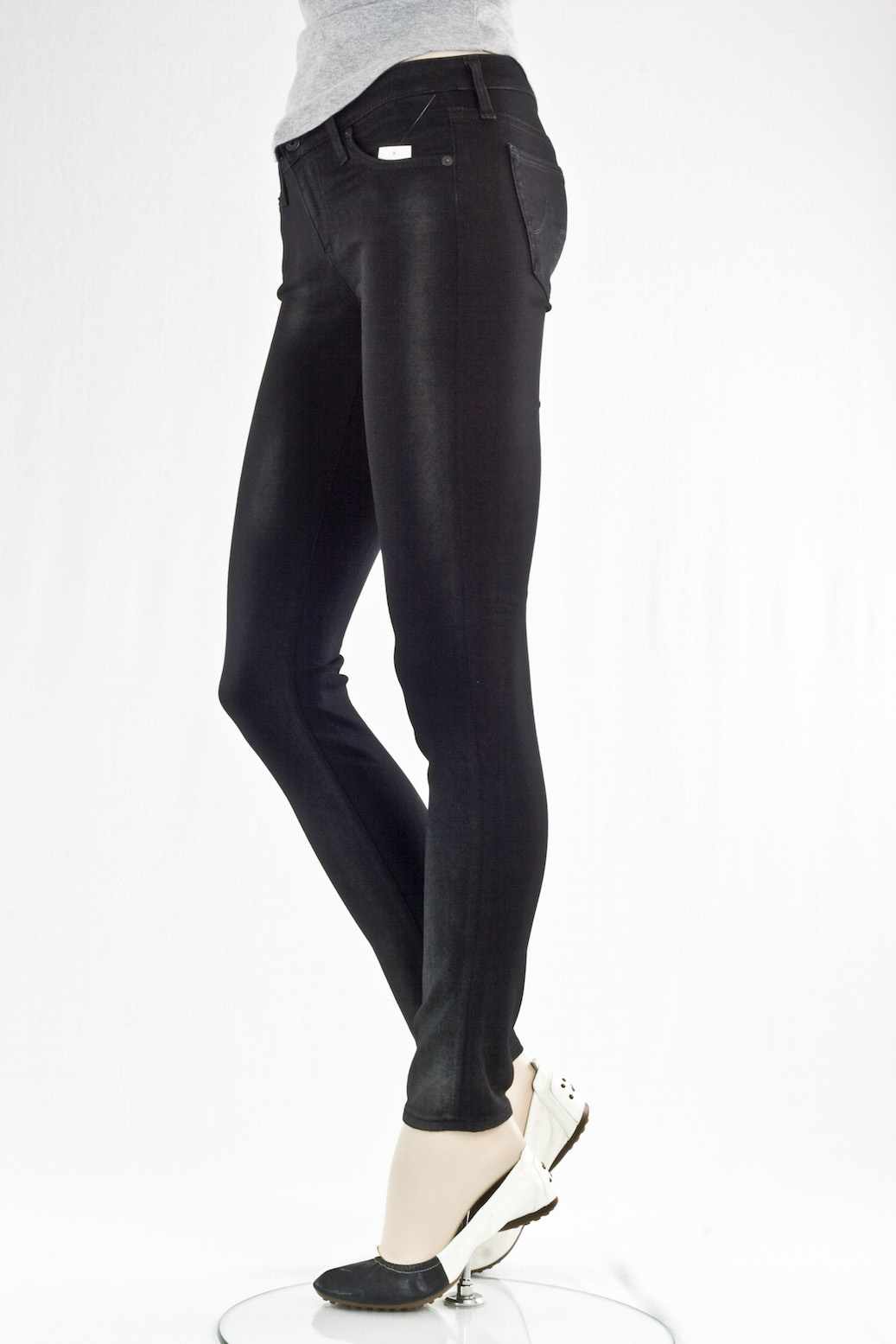 """Скини"" Legging dark wash"