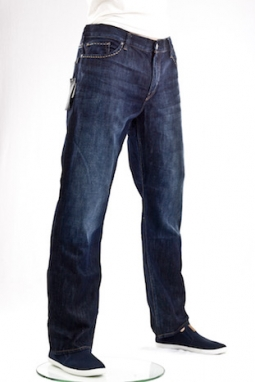 NYAN Slim Fit dark blue