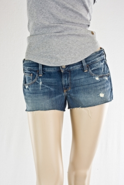 шорты SHORTS MEDIUM BLUE VINTAGE