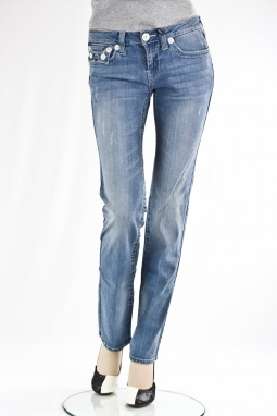 прямые Light Blue Hermosa Beach Denim
