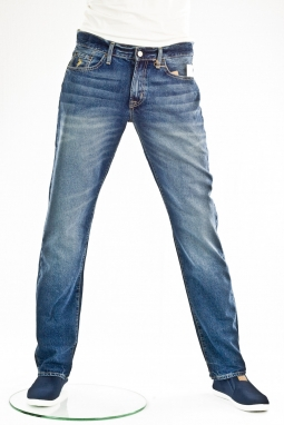 прямые Slim Straight Medium Wash