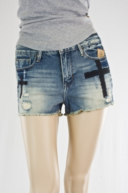 шорты Acid Rockabilly short